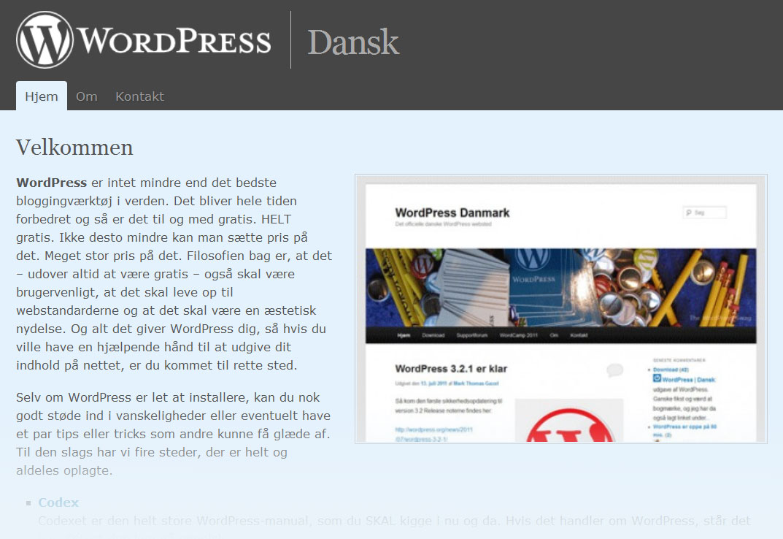 da.wordpress.org