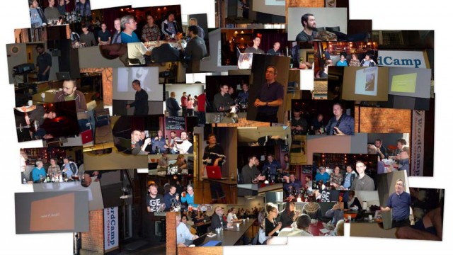 WordCamp Denmark 2011 Collage